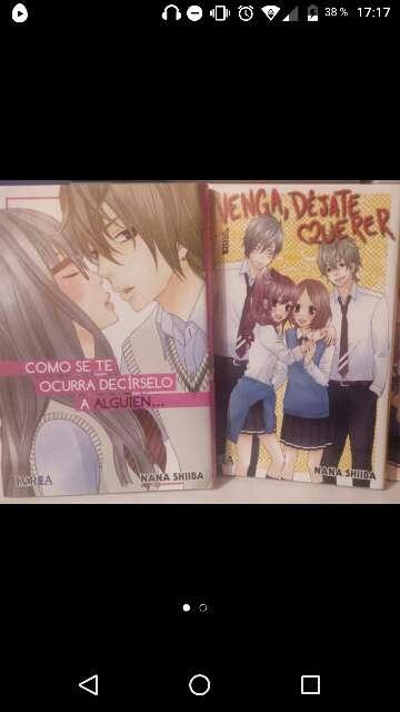 Imagen Libro/Manga Nana Shiiba