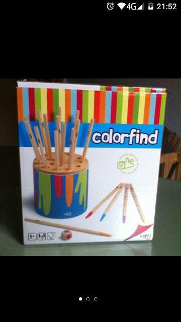 Imagen Juego Color Find