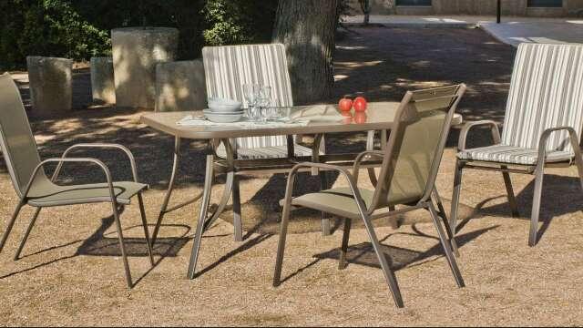 Imagen Conjunto de mesa y sillas de jardín / nuevo