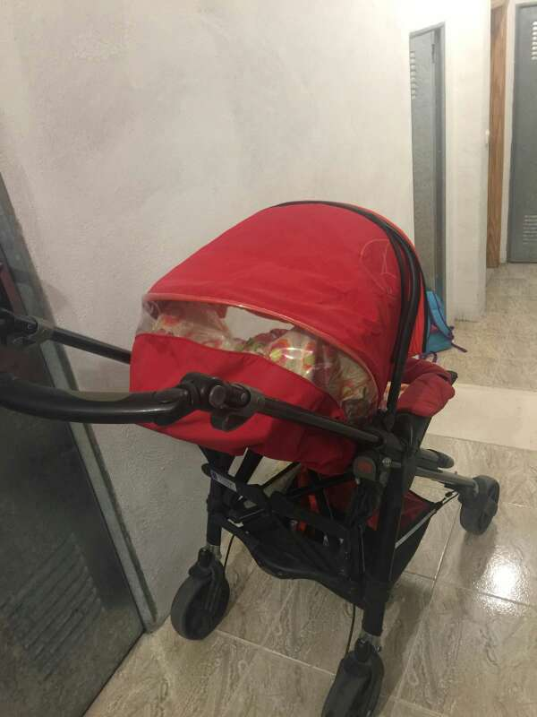 Imagen producto Carricoche cuco y silla  2
