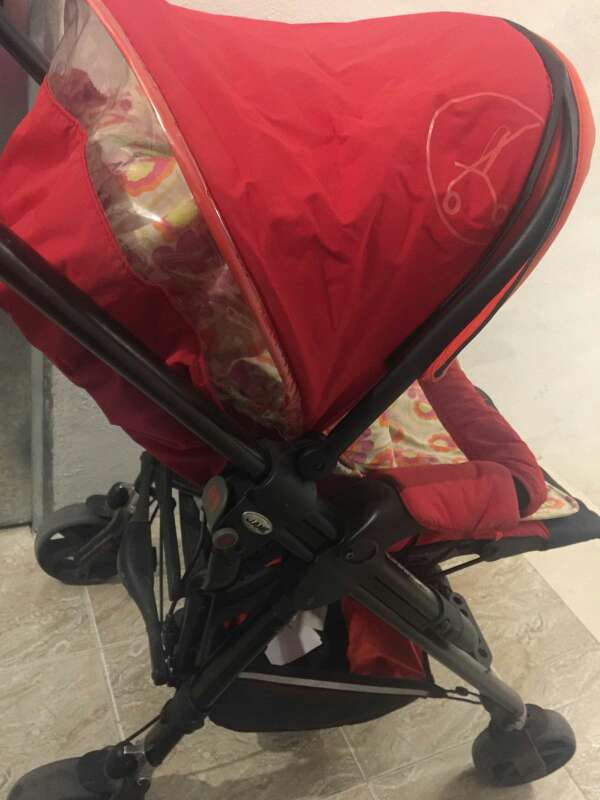 Imagen producto Carricoche cuco y silla  4