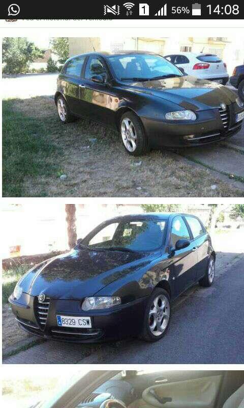 Imagen producto Alfa 147 diesel perfecto de motor  2