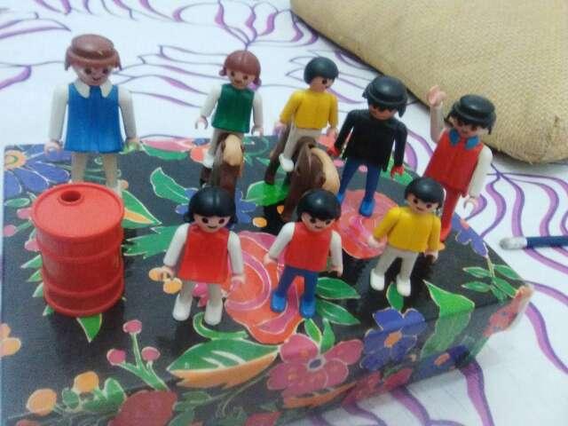 Imagen lote playmobil