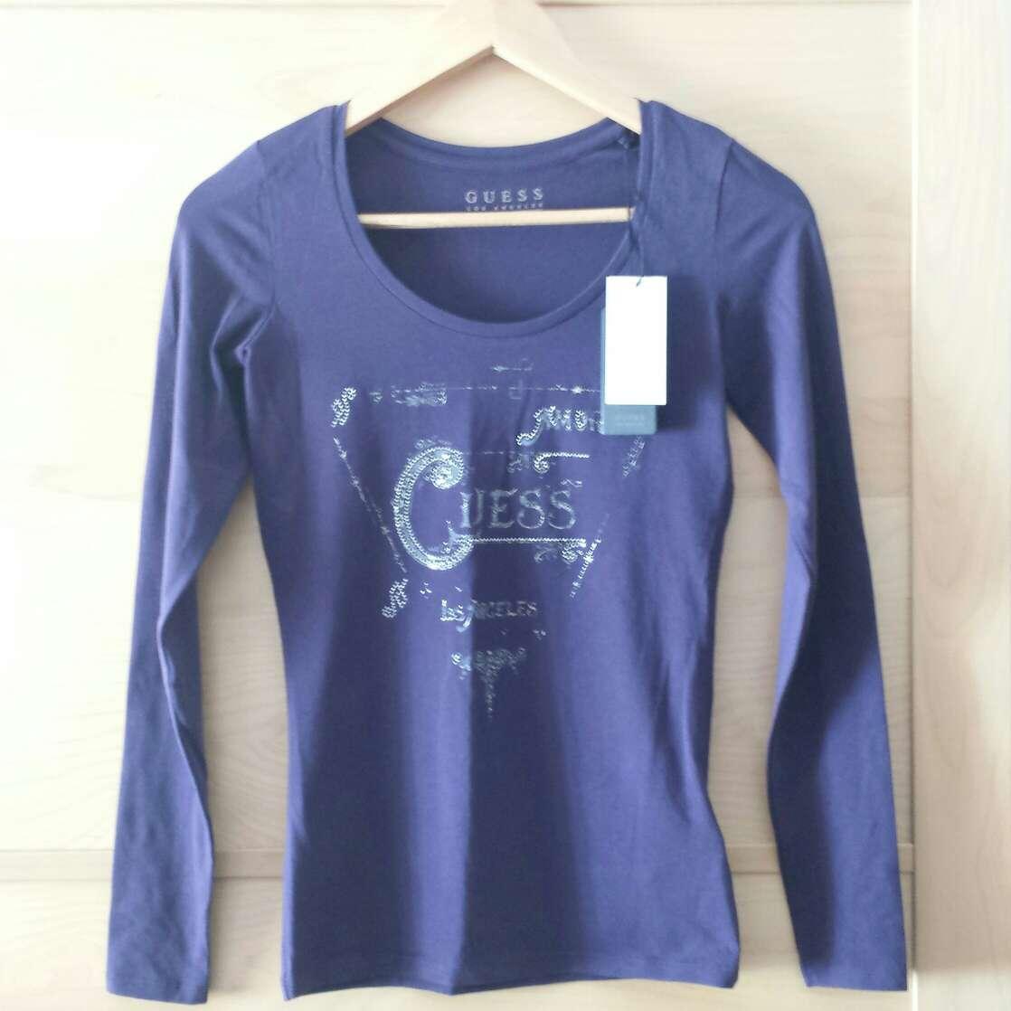 Imagen producto Camiseta nueva GUESS 3