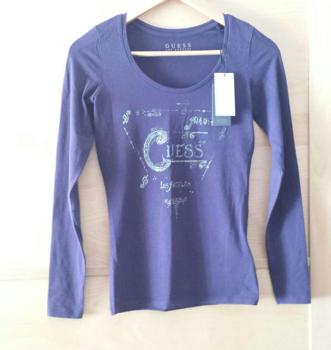 Imagen producto Camiseta nueva GUESS 4