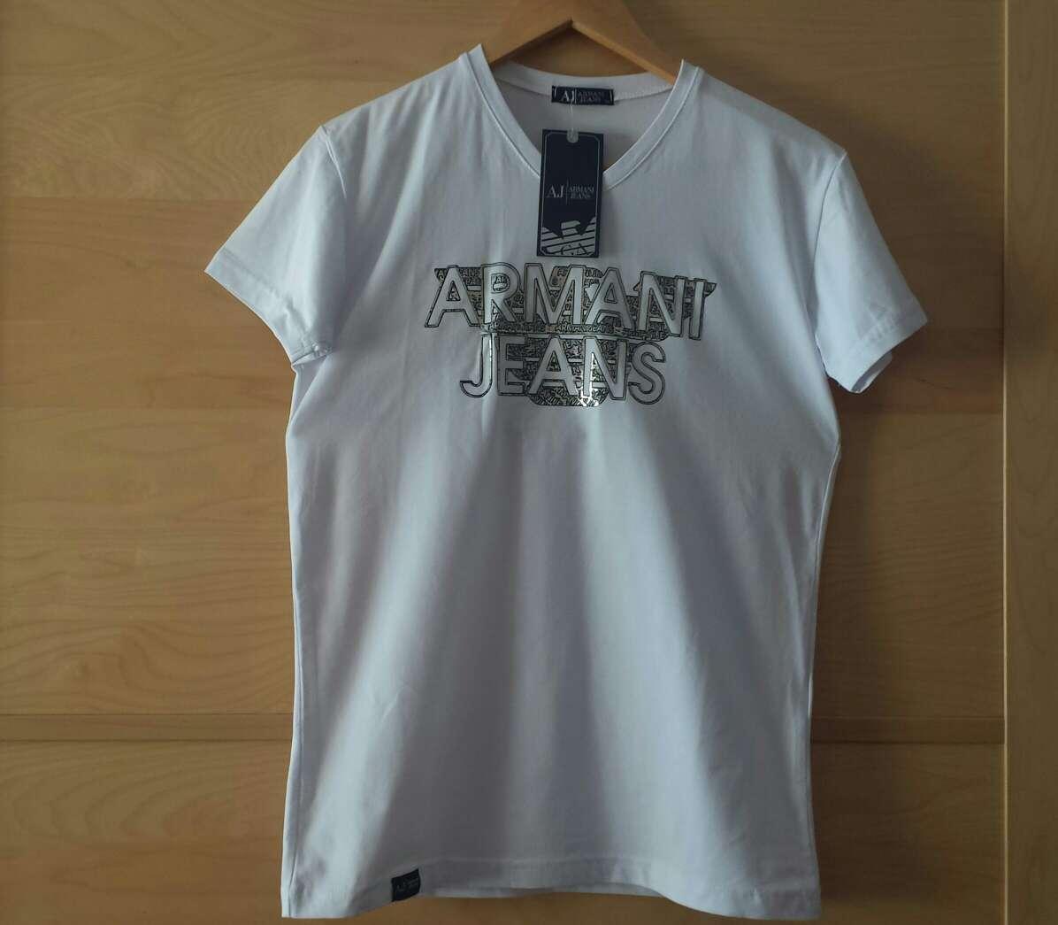 Imagen Camiseta ARMANI JEANS