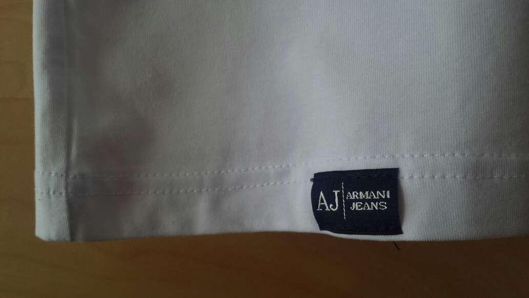 Imagen producto Camiseta ARMANI JEANS 3