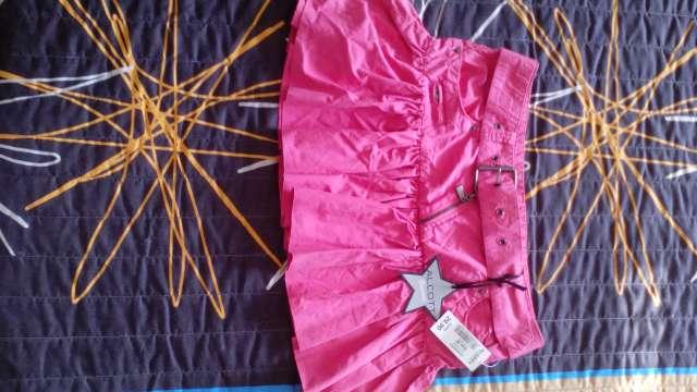 Imagen URGENTE VENDO Mini saia e camisola