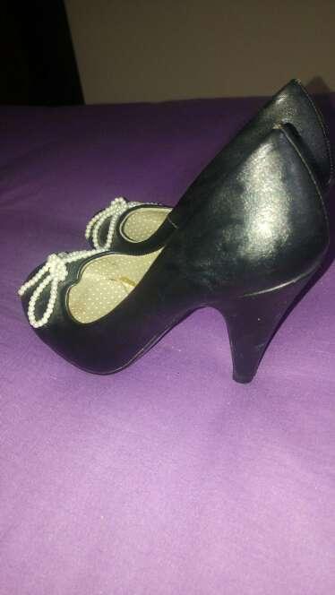 Imagen producto Zapatos blanco 2
