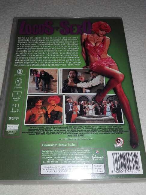 Imagen producto Locos por el sexo 2