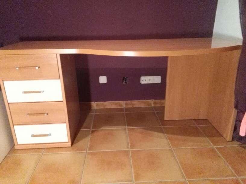 Imagen producto Cama nido y mesita . de regalo escritorio a conjunto. 4