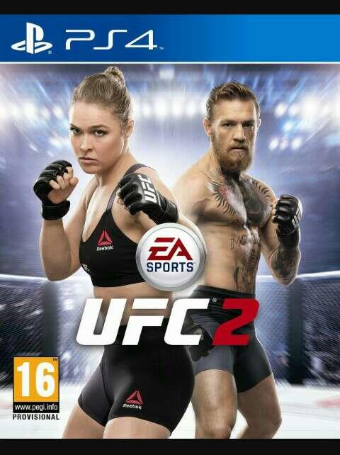 Imagen EA sports UFC2