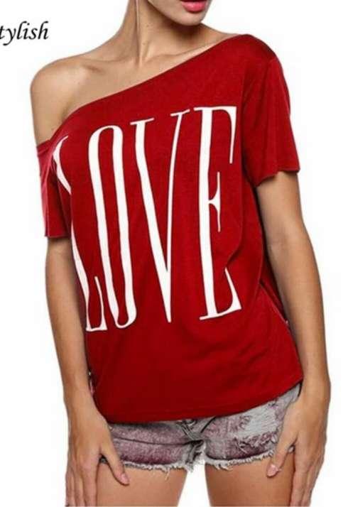 Imagen Camiseta Love
