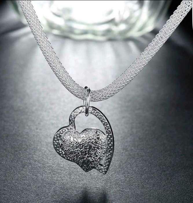 Imagen producto Colgante corazón  3