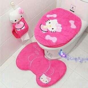 Imagen Hello kitty baño nuevo. 2 colores