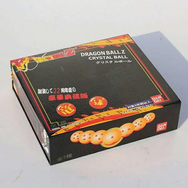Imagen Caja con bolas de drac nuevas