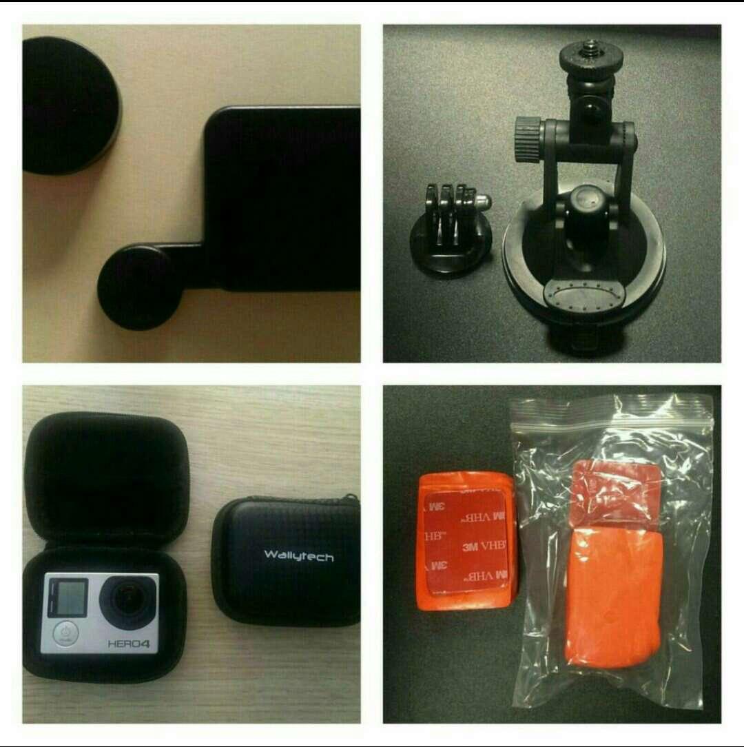 Imagen producto Elige 6 accesorios gopro nuevos  2