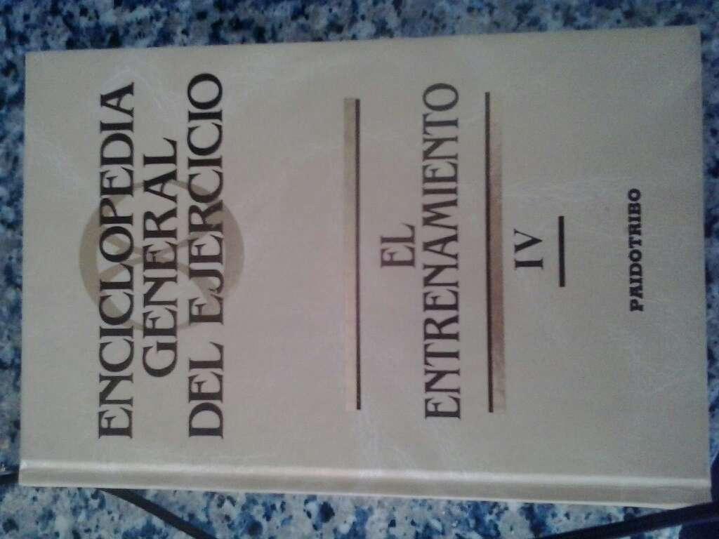 Imagen Enciclopedia general del ejercicio