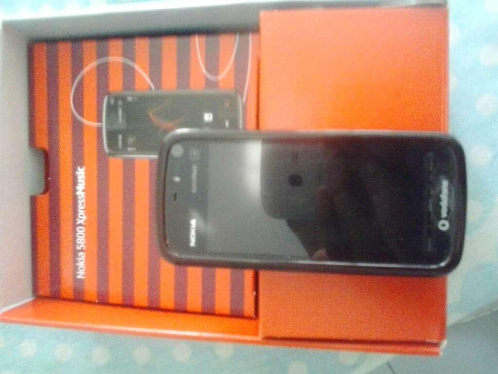 Imagen Movil Nokia Xpress Music averiado
