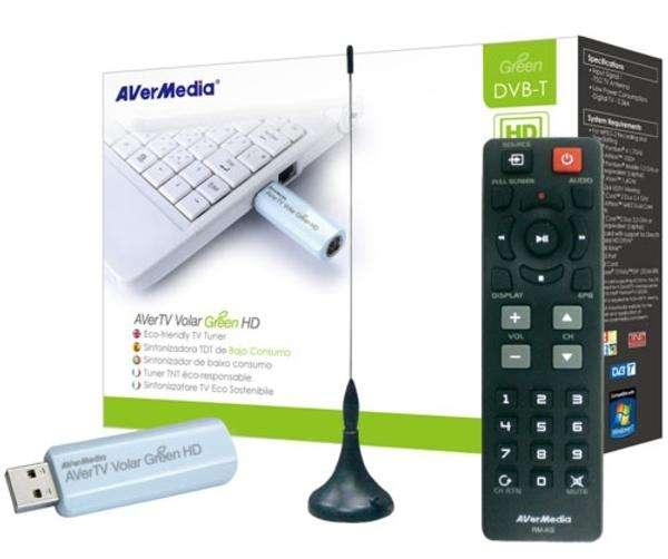 Imagen TDT USB avermedia