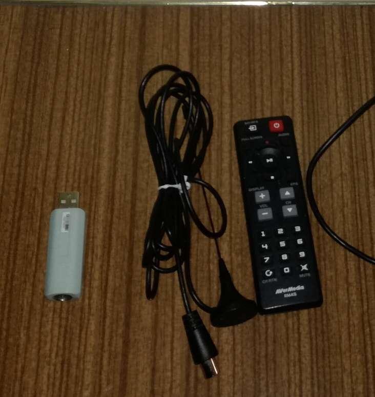 Imagen producto TDT USB avermedia 3