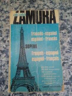 Imagen Diccionario español francés Zamora