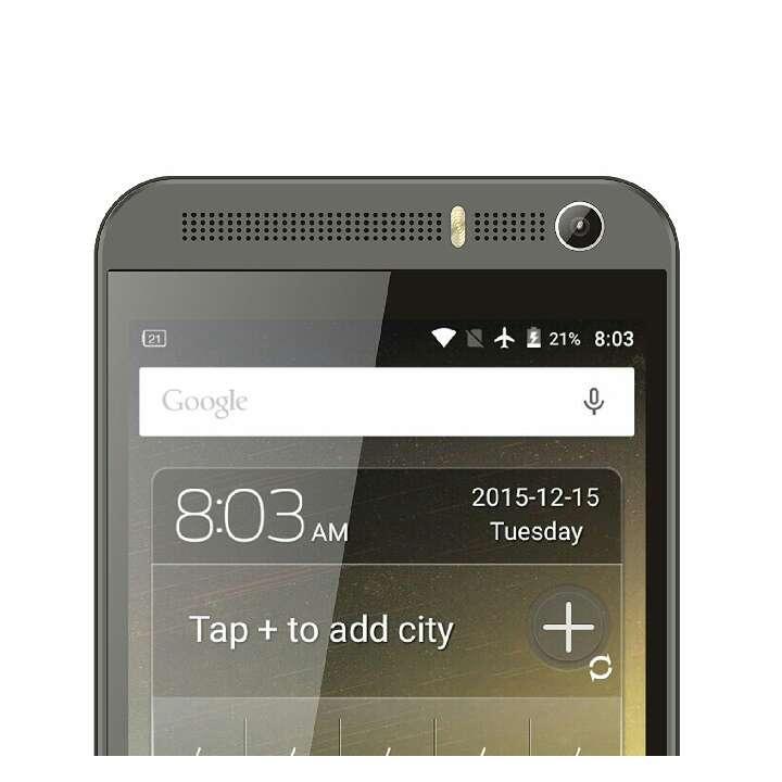 Imagen producto Teléfono inteligente Android de 5.1  8 GB de RAM + 1 GB ROM quad-core 1.3 GHz 8 MP dual SIM WCDMA & GSM teléfono (negro) 2