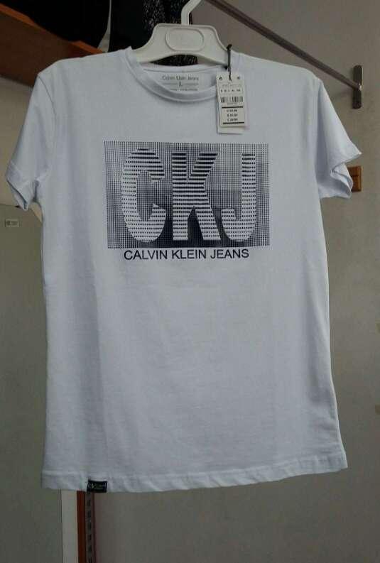 Imagen Camiseta Nueva CALVIN KLEIN JEANS