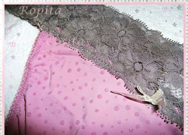Imagen Nuevo Lencería rosa nueva