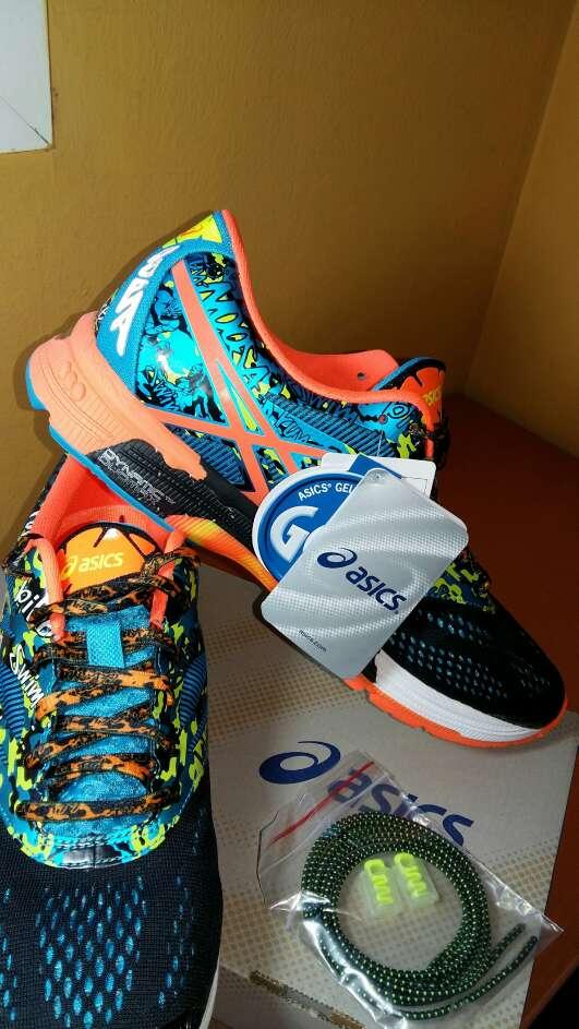 Imagen Asics. Deportiva Running Gel Noosa Tri 10 T42,5/44