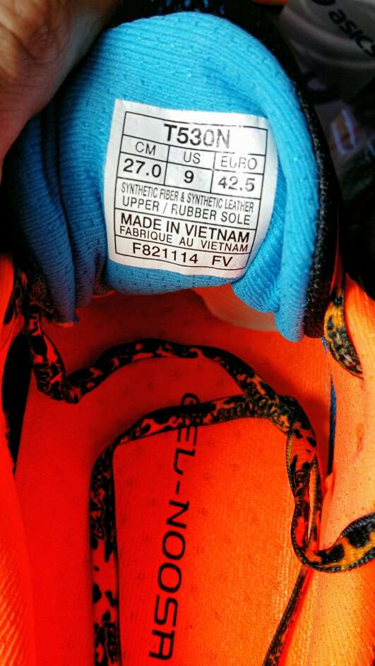 Imagen producto Asics. Deportiva Running Gel Noosa Tri 10 T42,5/44 3