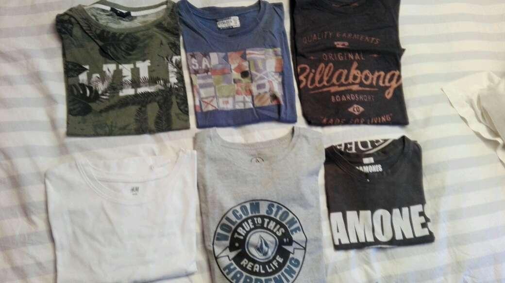 Imagen Camisetas Niño 12 años