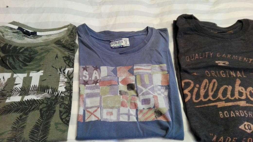 Imagen producto Camisetas Niño 12 años  4