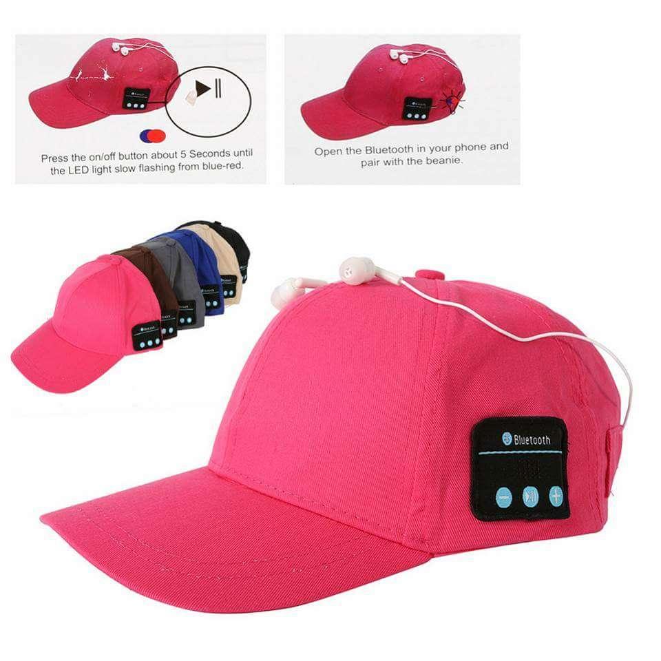 Imagen producto Gorra Bluetooth  3
