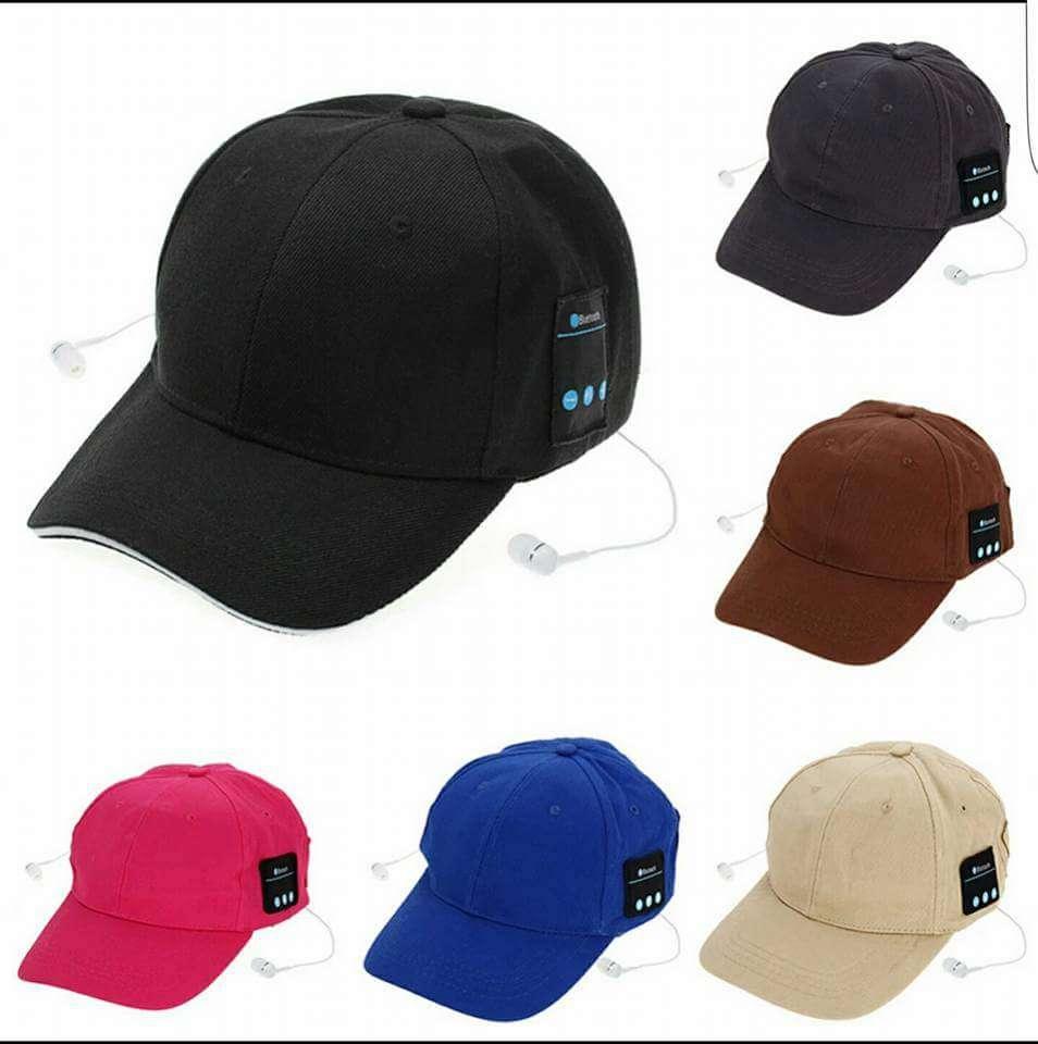 Imagen producto Gorra Bluetooth  2