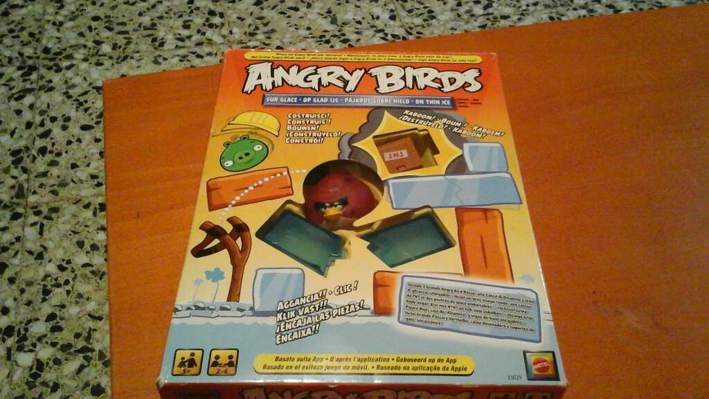 Imagen juego angli birds