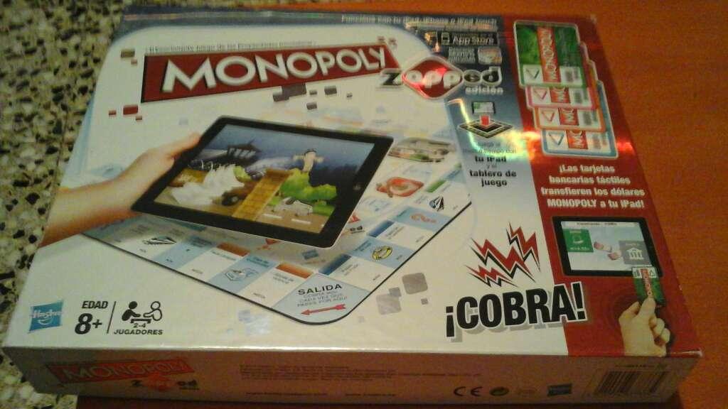 Imagen juego monopoly aipad