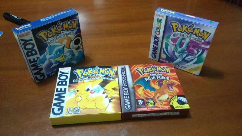 Imagen cajas repro de game boy
