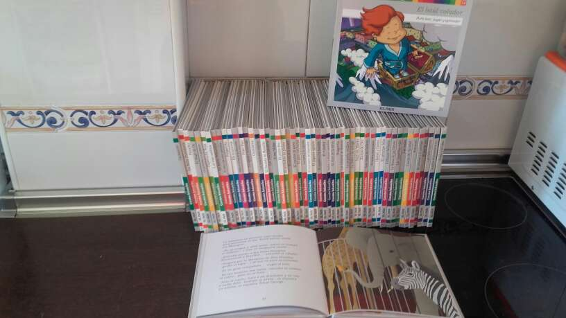 Imagen libros cuentos infantiles