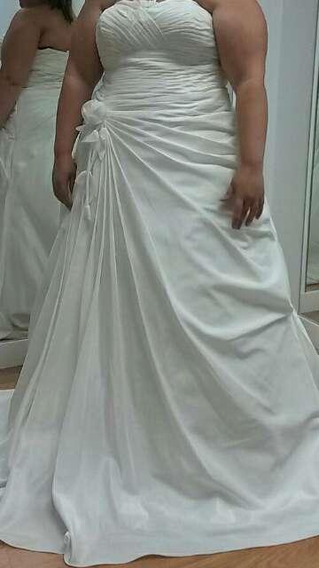 Imagen producto Vestido novia 1