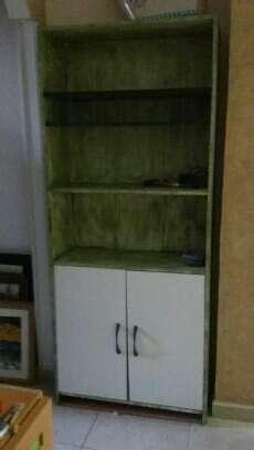 Imagen mueble color verde