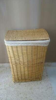 Imagen cesta para la ropa