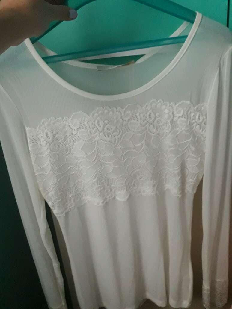 Imagen camisa transparente