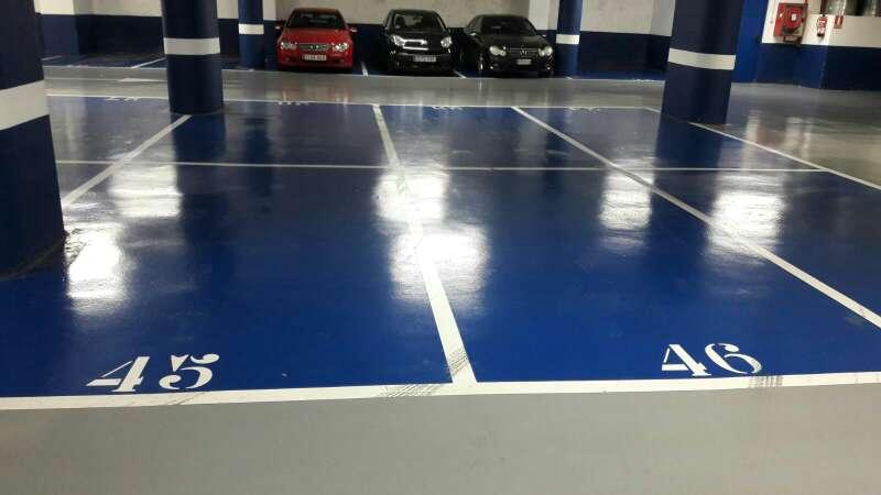 Imagen plaza parking