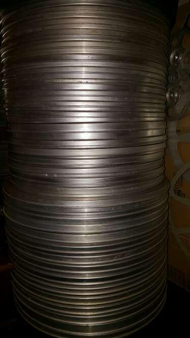 Imagen bobinas de aluminio dé peliculas 8mm super8 16mm y 35mm en perfecto estado