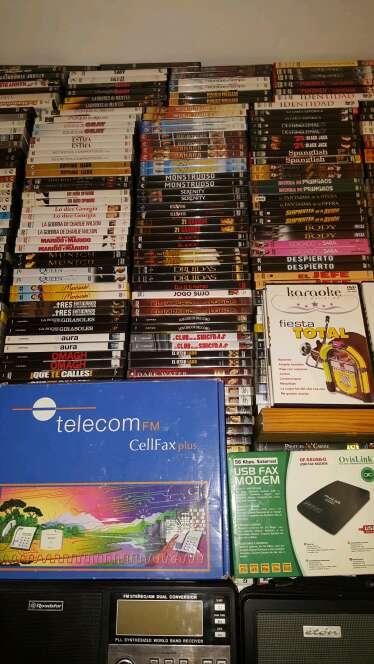 Imagen producto Lote completo de 5000 peliculas en Dvds en perfecto estado y precintadas algunas 3