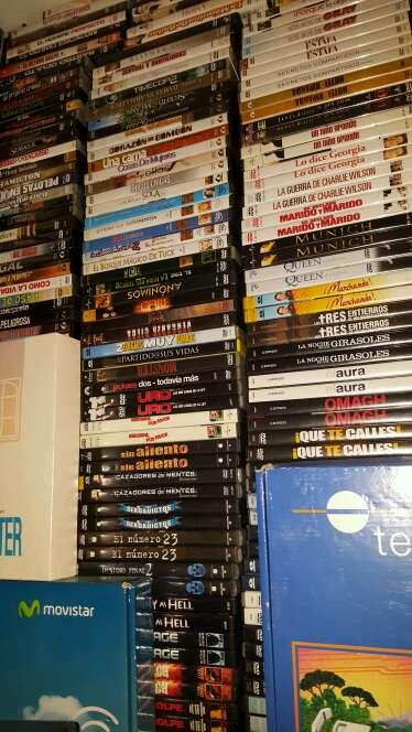 Imagen producto Lote completo de 5000 peliculas en Dvds en perfecto estado y precintadas algunas 4