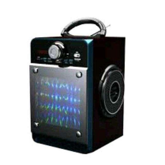 Imagen altavoz multimedia nuevo bluetooth portatil