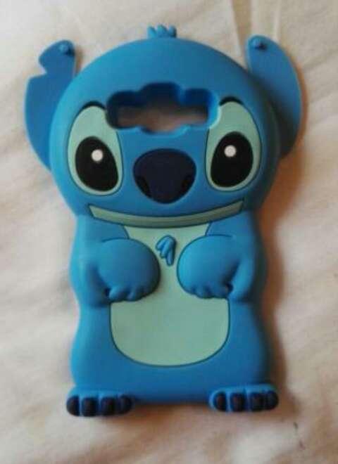Imagen Funda Stitch Samsung Galaxy A3