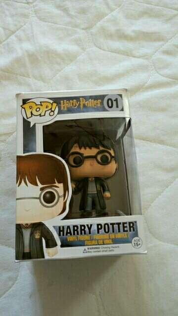 Imagen funko pop Harry Potter
